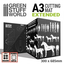 Scale Cutting Mat A3 Extended