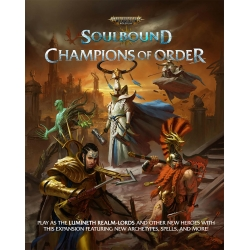 Warhammer Age of Sigmar RPG: Soulbound, Champions of Order