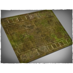Fantasy Football - Muddy Fields Theme Mousepad Games Mat