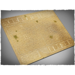 Fantasy Football - Wild West Theme Mousepad Games Mat