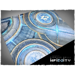 32in x 24in, Infinity - O-12 Theme Mousepad Games Mat