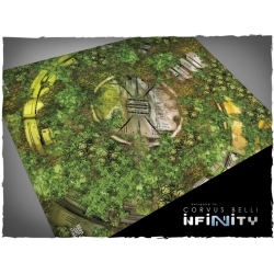 32in x 24in, Infinity - Tohaa Theme Mousepad Games Mat
