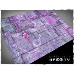 32in x 24in, Infinity - Aleph Theme Mousepad Games Mat