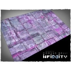 32in x 48in, Infinity - Aleph Theme Mousepad Games Mat