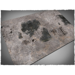 22in x 30in, Warzone Theme Mousepad Games Mat