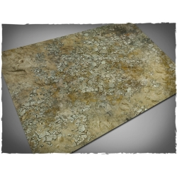 22in x 30in, Urban Wasteland Theme Mousepad Games Mat