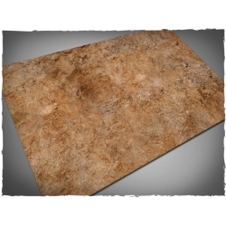 22in x 30in, Badlands Theme Mousepad Games Mat