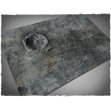 22in x 30in, City Ruins Theme Mousepad Games Mat