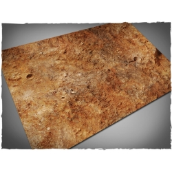 22in x 30in, Red Planet Theme Mousepad Games Mat