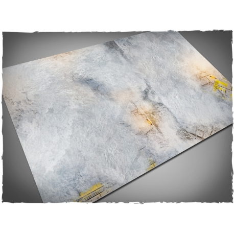 22in x 30in, Coldstorm Theme Mousepad Games Mat