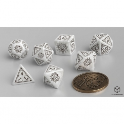 The Witcher Dice Set: Geralt - The White Wolf