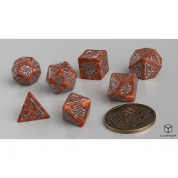 The Witcher Dice Set: Geralt - The Monster Slayer