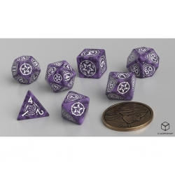 The Witcher Dice Set: Yennefer - Lilac and Gooseberries