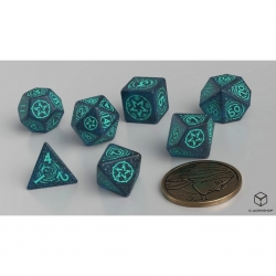 The Witcher Dice Set: Yennefer - Sorceress Supreme