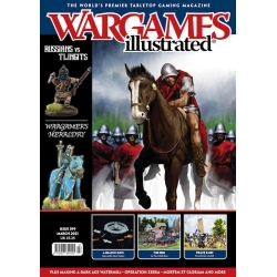 Wargames Illustrated WI399 March Edition