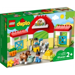 Horse Stable and Pony Care LEGO® DUPLO® 10951
