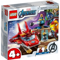 Iron Man vs. Thanos LEGO® Marvel 76170