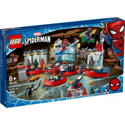 Attack on the Spider Lair LEGO® Marvel 76175