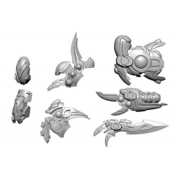 Daemon A Weapon Pack