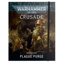 Plague Purge Crusade Mission Pack - English