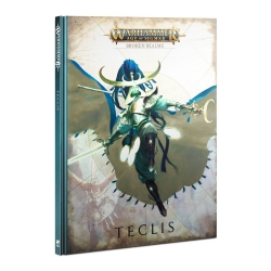 Broken Realms: Teclis Hardback - English