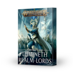 Warscrolls: Lumineth Realm-Lords - English