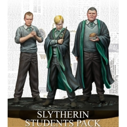 Slytherin Students Pack - Spanish