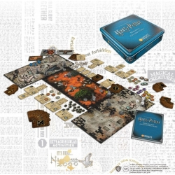 Harry Potter Miniatures Adventure Games: Core Box 2nd Edition - Spanish