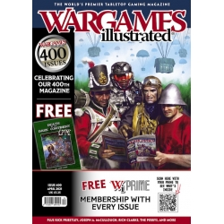 Wargames Illustrated WI400 April Edition