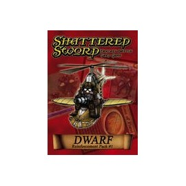 Shattered Sword: Dwarf Reinforcement Pack