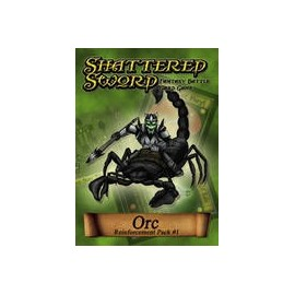 Shattered Sword: Orc Reinforcement Pack