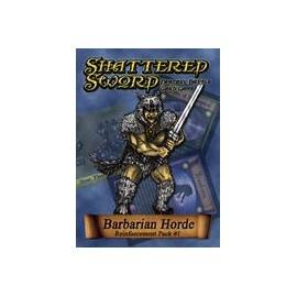Shattered Sword: Barbarian Horde Reinforcement Pack