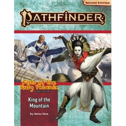 Pathfinder Adventure Path: King of the Mountain Fists of the Ruby Phoenix 3 of 3