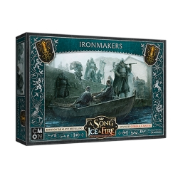 Ironmakers: A song of Ice and Fire