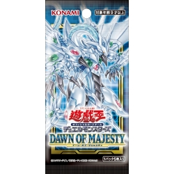 YGO TCG: Dawn of Majesty Booster Pack