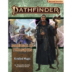 Pathfinder Adventure Path: Kindled Magic Strength of Thousands 1 of 6