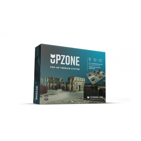 Upzone: Cathedral Zone