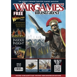 Wargames Illustrated WI401 May Edition