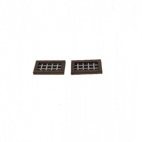 Small Pit Traps - Wood x2
