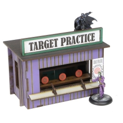 """Fairground """"Target Practice"""" Games Booth"""