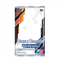 Digimon Card Game: Booster Pack - Double Diamond BT06