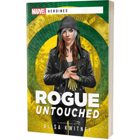 Marvel Heroines: Rogue - Untouched