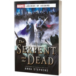 Marvel Legends of Asgard: The Serpent And The Dead