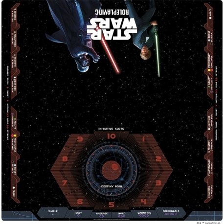 UNIT Star Wars Roleplaying Gamemat