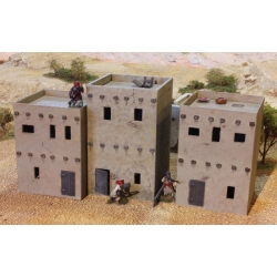 Afghanistan to Middle East Two-Storey Houses