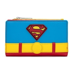 Loungefly: DC Comics - Vintage Superman Cosplay Wallet