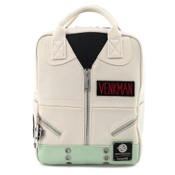 Loungefly: Ghostbusters - Venkman Cosplay Square Canvas Mini Backpack