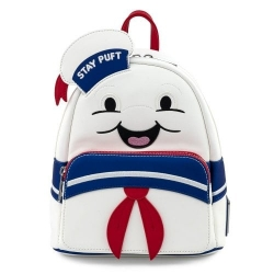Loungefly: Ghostbusters - Stay Puft Marshmallow Man Mini Backpack