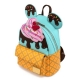 Loungefly: Disney - Mickey and Minnie Sweets Ice Cream Mini Backpack