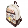 Loungefly: Disney - Snow White and the Seven Dwarfs Multi Scene Mini Backpack